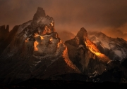 Mountain Majesty - Torres Del Paine, Chile
