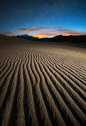 Line in the Sand - Great Sand Dunes National Park & Preserve, CO