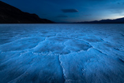 Blue Hour Badwater - Death Valley National Park