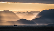 K-Bay Sunrise - Kachemak Bay, Homer, Alaska